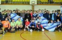 В Выборгской епархии состоялся первый межъепархиальный футбольный турнир