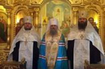 Игумен Парамон (Голубка), избранный епископом Бронницким, и иеромонах Геннадий (Андреев), избранный епископом Скопинским и Шацким, возведены в сан архимандрита