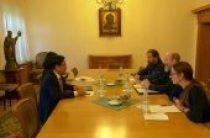 Состоялась встреча сопредседателей Совета по межрелигиозному сотрудничеству Российско-Китайского комитета дружбы, мира и развития