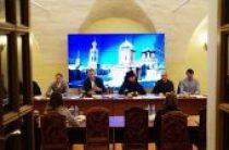 В Высоко-Петровском ставропигиальном монастыре состоялся круглый стол «Монастырь в городском пространстве»