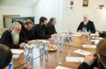 Состоялось первое собрание священников, ответственных за пастырскую работу в сфере поддержки семьи в Москве и Московской области