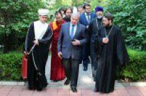 Круглый стол представителей традиционных религий России и Китая прошел в Пекине