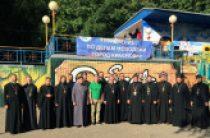 Председатель Синодального отдела по делам молодежи совершил рабочую поездку на Кубань