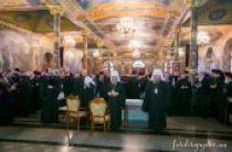 Предстоятель Украинской Православной Церкви возглавил ежегодное епархиальное собрание духовенства Киевской епархии