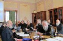 С Троице-Сергиевой лавре состоялось третье пленарное заседание Синодальной богослужебной комиссии