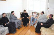 Состоялась встреча сотрудников Синодального отдела по делам молодежи с представителями епархий Северного Кавказа