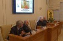Митрополит Волоколамский Иларион принял участие в первом пленарном заседании международной конференции «Князь Владимир. Цивилизационный выбор»