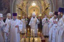 В московском храме Воскресения Словущего в Брюсовом переулке почтили память протопресвитера Виталия Борового
