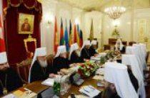 Утвержден состав делегации Русской Православной Церкви для участия во Всеправославном Соборе
