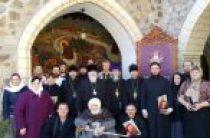 Председатель Синодального комитета по взаимодействию с казачеством возглавил паломническую поездку на Кипр верующих Ставропольской и Нижегородской епархий