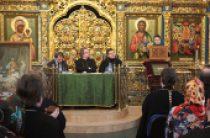 На Крутицком Патриаршем подворье прошел семинар руководителей епархиальных отделов по делам молодежи