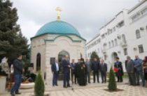 На главной площади Махачкалы открыт храм в честь святого равноапостольного великого князя Владимира