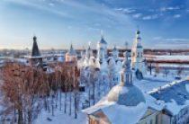 Вологодской епархии передан архитектурный комплекс Спасо-Прилуцкого мужского монастыря