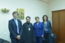 Председатель Отдела внешних церковных связей встретился с заместителем Председателя Европейской Комиссии