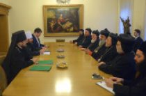 Председатель ОВЦС встретился с Предстоятелем Сиро-Яковитской Церкви