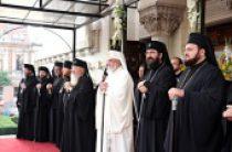 Делегация Русской Православной Церкви принимает участие в Съезде православной молодежи Европы