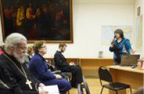 При поддержке Синодального отдела по церковной благотворительности в Санкт-Петербурге обсудили создание доступной среды в храмах