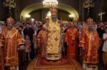 Митрополит Киевский Онуфрий посетил Черновицкую епархию Украинской Православной Церкви