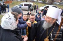 В Неделю о блудном сыне Блаженнейший митрополит Онуфрий совершил Литургию в Черновцах
