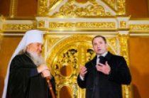 Состоялась встреча главы Татарстанской митрополии с полномочным представителем Президента России в Приволжском федеральном округе