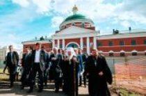 На зарубежных приходах Московского Патриархата отметили День Победы
