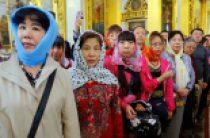 Завершилось паломничество китайских православных верующих в Россию