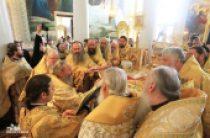 В ходе визита в Одесскую епархию Блаженнейший митрополит Онуфрий совершил хиротонию архимандрита Сергия (Михайленко) во епископа Болградского