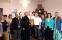 Российские парламентарии и общественные деятели посетили бейрутское подворье Московского Патриархата