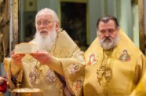 В Александро-Невской лавре торжественно отметили День памяти небесного покровителя