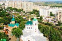 Глава Казахстанского митрополичьего округа возглавил торжества по случаю 1000-летия преставления равноапостольного князя Владимира в Оренбургской митрополии