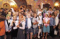 В следственном изоляторе «Кресты» в Петербурге состоялся концерт «Соловецкая Пасха»