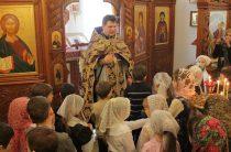 Дети в храме, вниманию родителей!