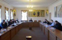 Состоялось заседание комиссии Межсоборного присутствия по вопросам богословия