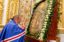 В день Собора преподобных отцов Киево-Печерских Предстоятель Украинской Православной Церкви совершил Литургию в Киево-Печерской лавре