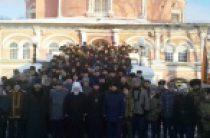 В Донском монастыре состоялась панихида по казакам — жертвам большевистского террора