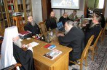 Состоялось четвертое пленарное заседание Синодальной богослужебной комиссии