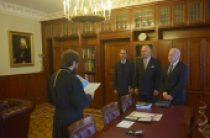 Помощь в восстановлении Русского некрополя в Белграде отмечена Патриаршими наградами