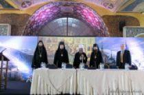 1000-летию древнерусского монашества на Афоне была посвящена международная конференция в Киево-Печерской лавре