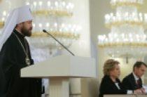 Председатель ОВЦС выступил на совместном собрании Совета Федерации и Государственной Думы по вопросу противодействия терроризму