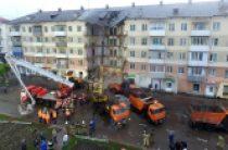 Священники навестили в больнице пострадавших при обрушении подъезда жилого дома в Междуреченске