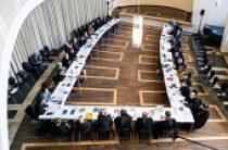 Состоялась совместная конференция Русской Православной Церкви и Евангелической церкви в Германии, посвященная 70-летию окончания Второй мировой войны
