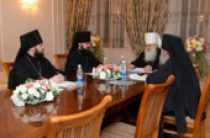 В столице Киргизии состоялось заключительное в 2015 году заседание Синода Среднеазиатского митрополичьего округа