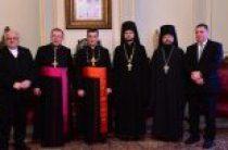 Московский Патриархат и Римско-Католическая Церковь инициировали совместный проект в поддержку сирийских христиан