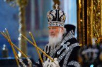 В пятницу первой седмицы Великого поста Предстоятель Русской Церкви совершил Литургию Преждеосвященных Даров в Троице-Сергиевой лавре