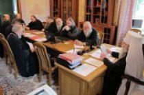 Состоялось первое в 2016 году пленарное заседание Синодальной богослужебной комиссии