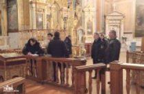 Успенский кафедральный собор города Одессы в очередной раз подвергся нападению грабителей