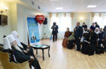 Святейший Патриарх Кирилл встретился с победителями конкурса «Православная инициатива» от Симбирской митрополии