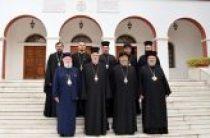 Делегация Русской Православной Церкви приняла участие в заседании CROCEU, посвященном теме «Роль Церкви в период кризиса»