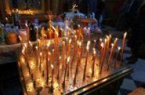 Во вторую годовщину трагических событий в Одессе во всех храмах Одесской епархии совершены панихиды по погибшим