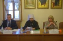 В Отделе внешних церковных связей прошло очередное заседание Оргкомитета Дней России в зарубежных странах